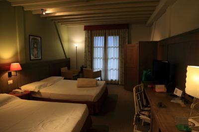 連泊でゆっくりしたいホテル