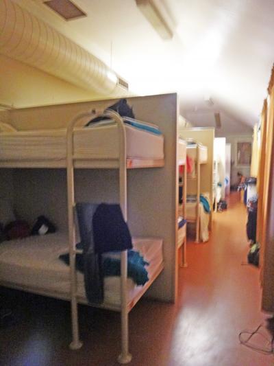 20人部屋ドミトリー