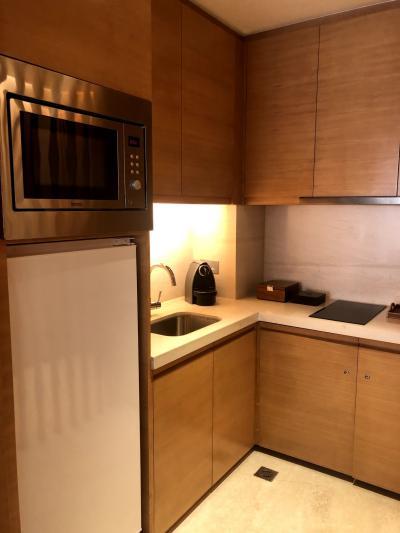 キッチン冷蔵庫電子レンジ有り