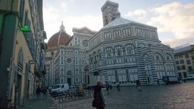 フィレンツェに来たら必ず行くところ