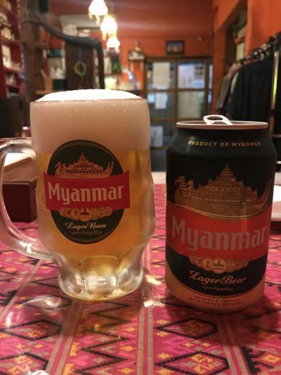 本物のミャンマーの味