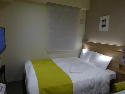 リーズナブルできれいなビジネスホテル