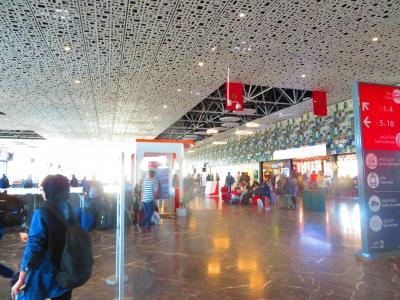カサブランカのハブ駅です。