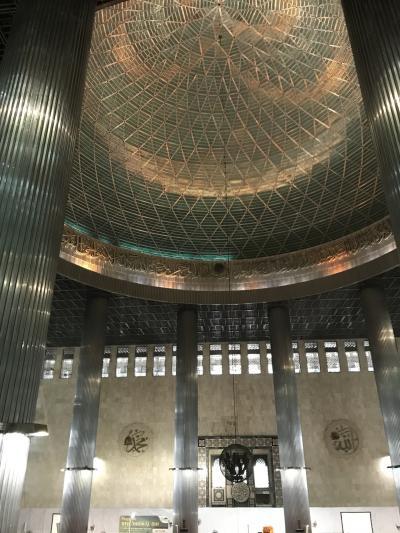 世界最大のモスク