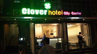ホテル価格が割高なヤンゴンにあって私には満足できるホテルだった。