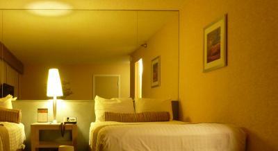 2名1室(通常サイズベッド1台・簡易ベッド1台)