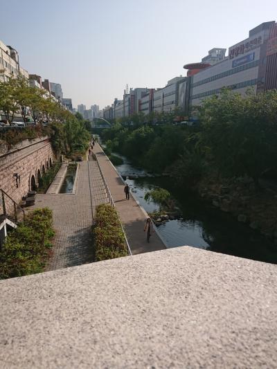 ソウルの憩いスポット