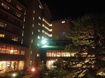 大型のホテル