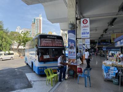 駅から近くて便利なバスターミナル