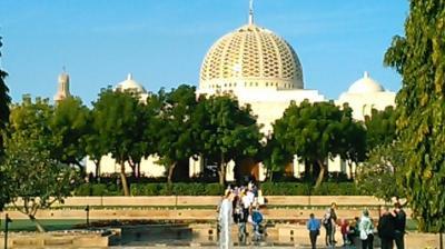 綺麗なモスクです
