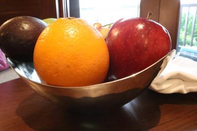 お部屋にあったフルーツ