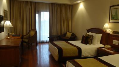 広大なリゾートホテル