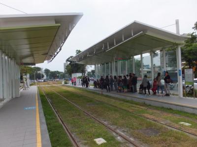 高雄捷運環状軽軌の起点駅