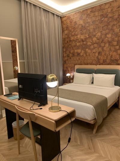 リスボンの観光地に展開するホテルです