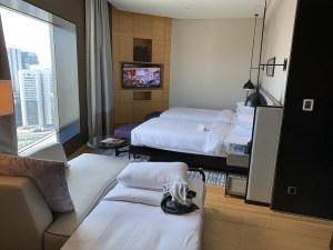 立地、料金、サービスと三拍子揃っているホテル