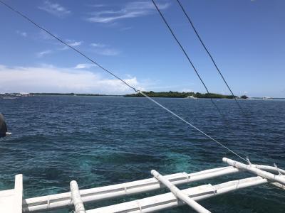 アイランドホッピング定番の島