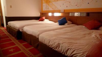 とってもポップで可愛いホテル