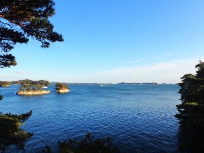 静かに綺麗な松島を眺めたいなら雄島(御島)_松島(宮城県)