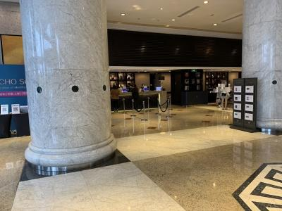 ダブルツリー・プドンよりも、立地と客室はインターコンチネンタルの方が上だったのです。その上に、宿泊料金が安いのでおすすめのホテル