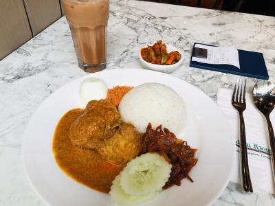美味しいマレーシア料理