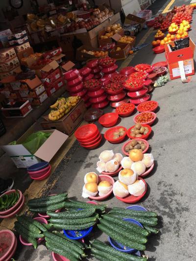 庶民的な市場