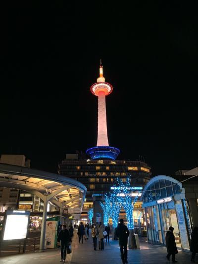 京都駅の目の前