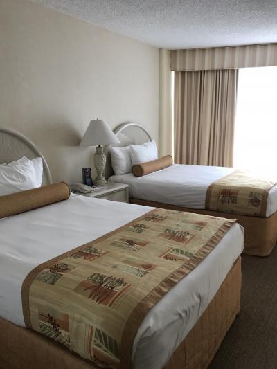 移動にも便利で使い勝手の良いホテル