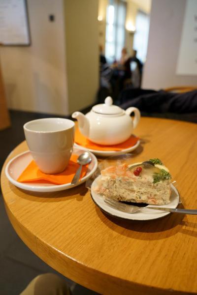 120年以上続く老舗の人気カフェ