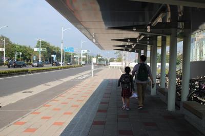 JR東海道線のようなイメージ