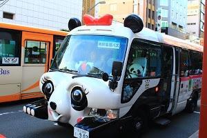 上野駅から浅草への移動に使えます