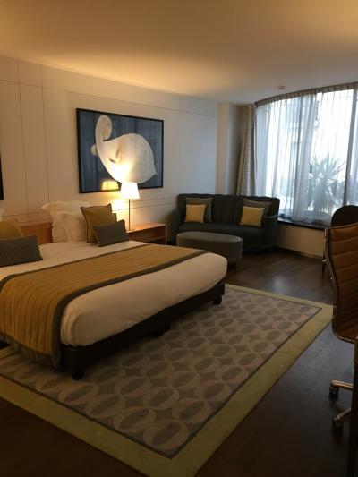立地が良いアパートメントホテル