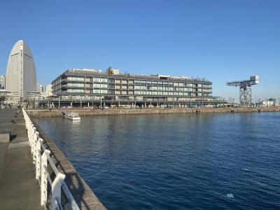 インターコンチネンタル横浜 Pier8 楽しく過ごせる立地