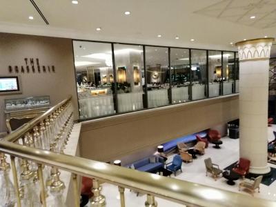 新市街側では立地最高のチェーンホテル