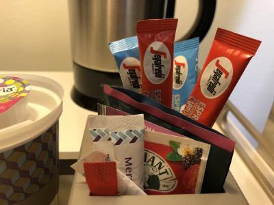 無料のお茶セット