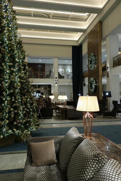 リスボン観光に便利なリベルダーデ通りにある5つ星ホテル