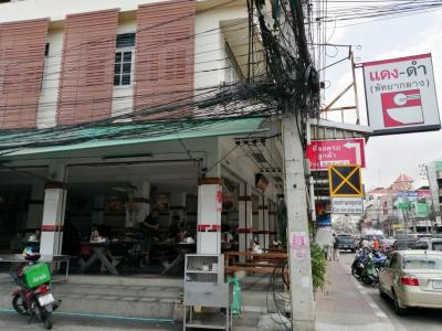 タイ料理の食堂