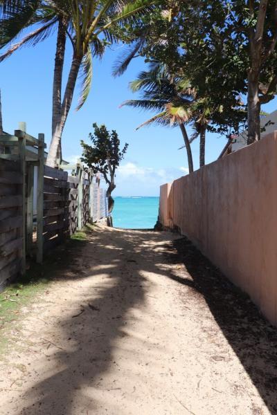 まさに「天国の海」*ラニカイビーチ*