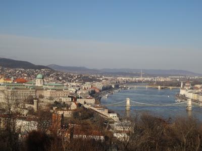 ブダペストの絶景ポイント