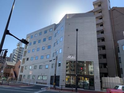 博多の観光にバランスの良い立地の新築ブティックホテル