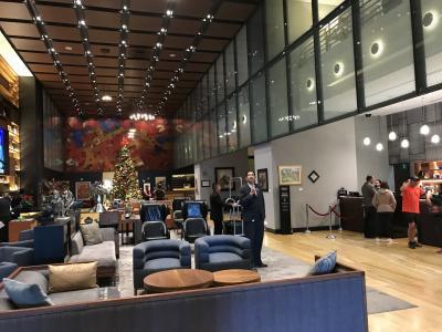 ヒルトン メキシコ シティ リフォルマ ホテル