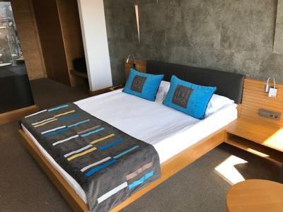 クサダスで宿泊したホテル