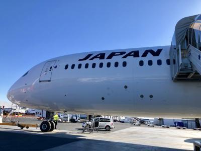やっぱりJAL・日本の翼