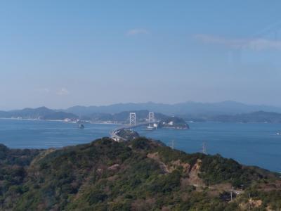 淡路島側からの鳴門海峡