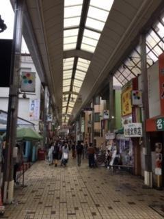 名古屋の下町