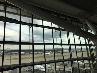 ロンドンのハブ空港