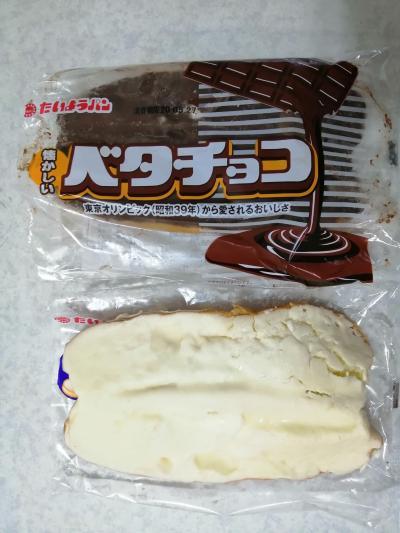 昔懐かしいパン