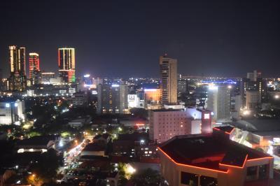 23階からの夜景です。