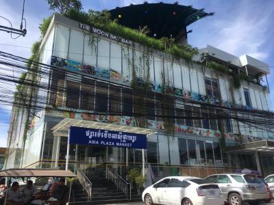 カンボジアみやげが買えるスーパー