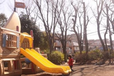 広くて楽しい公園!