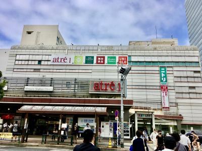 JR目黒駅の駅ビル